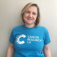 Emily Thompson Cancer Research UK staff